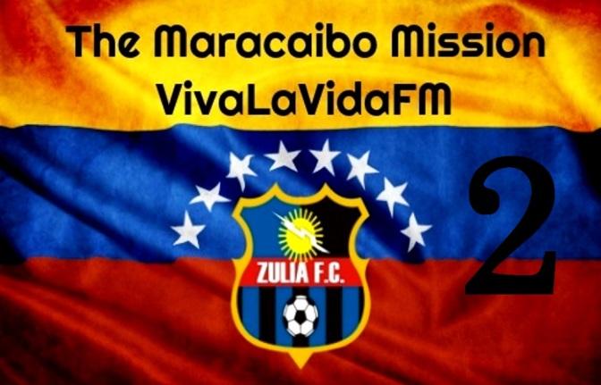 2-3-2-3   Zulia FC: Venezuela #2   Football Manager Tactics
