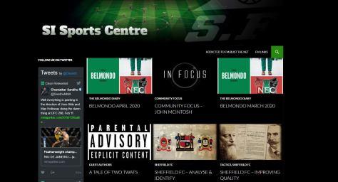 si-sports-centre