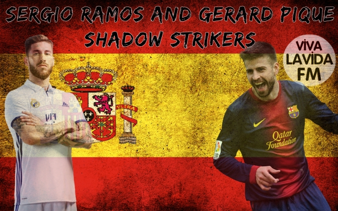 Sergio Ramos and Gerard Pique | Shadow Strikers | Football Manager 2017