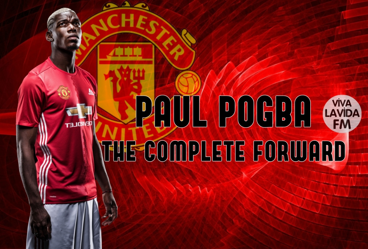 Paul Pogba - Complete Forward | Football Manager 2017