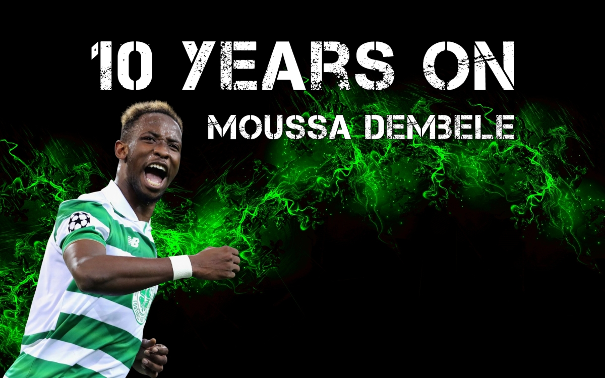 10 Years On | Moussa Dembele | #FM17 Wonderkids