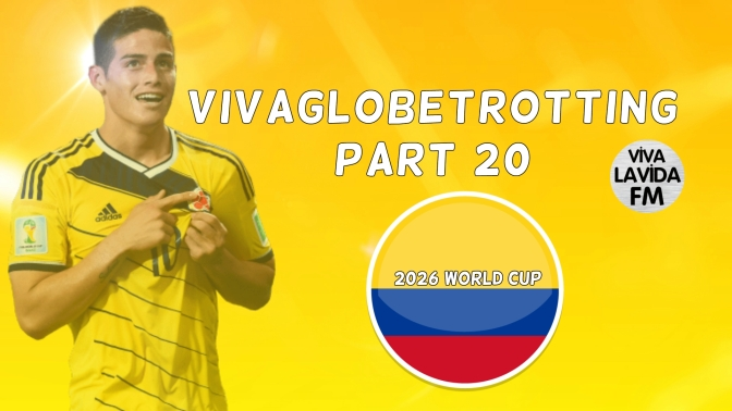 2026 World Cup | Colombia | Football Manager Stories