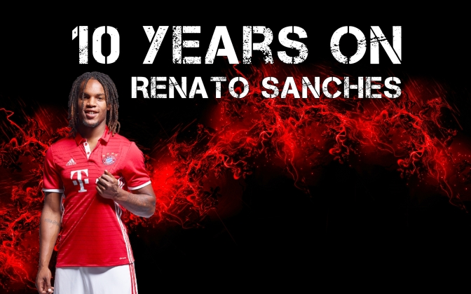 10 Years On | Renato Sanches | Football Manager Wonderkids