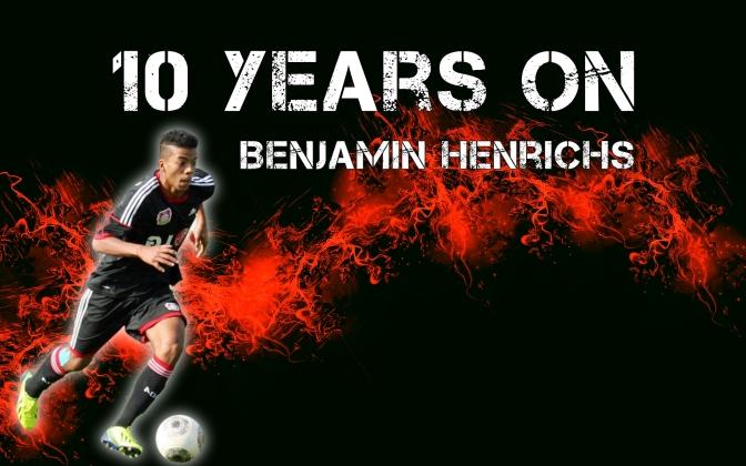 10 Years On | Benjamin Henrichs | #FM17 Wonderkids
