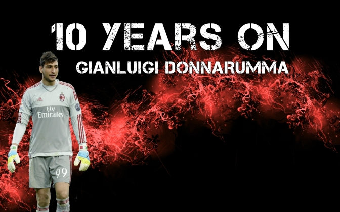 10 Years On | Gianluigi Donnarumma | #FM17 Wonderkids