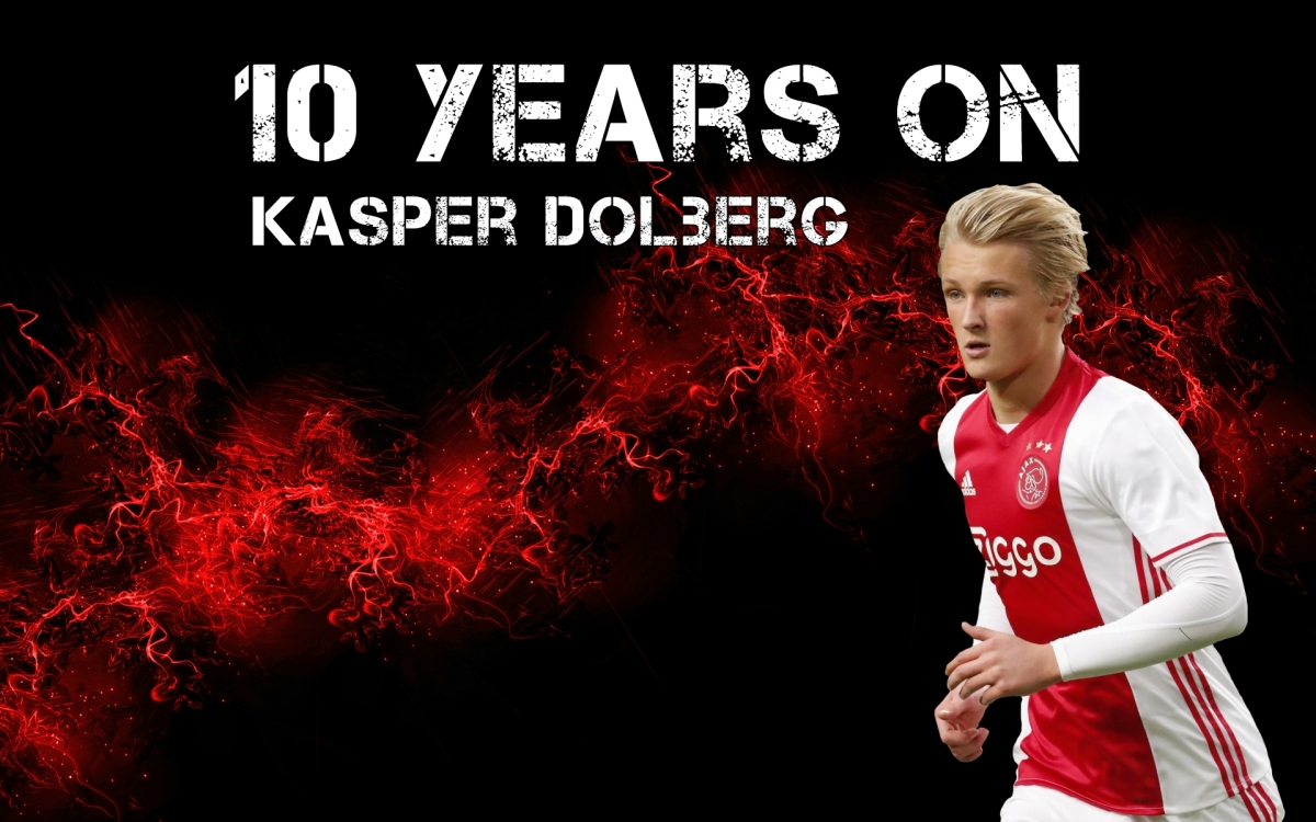 10 Years On | Kasper Dolberg | #FM17 Wonderkids