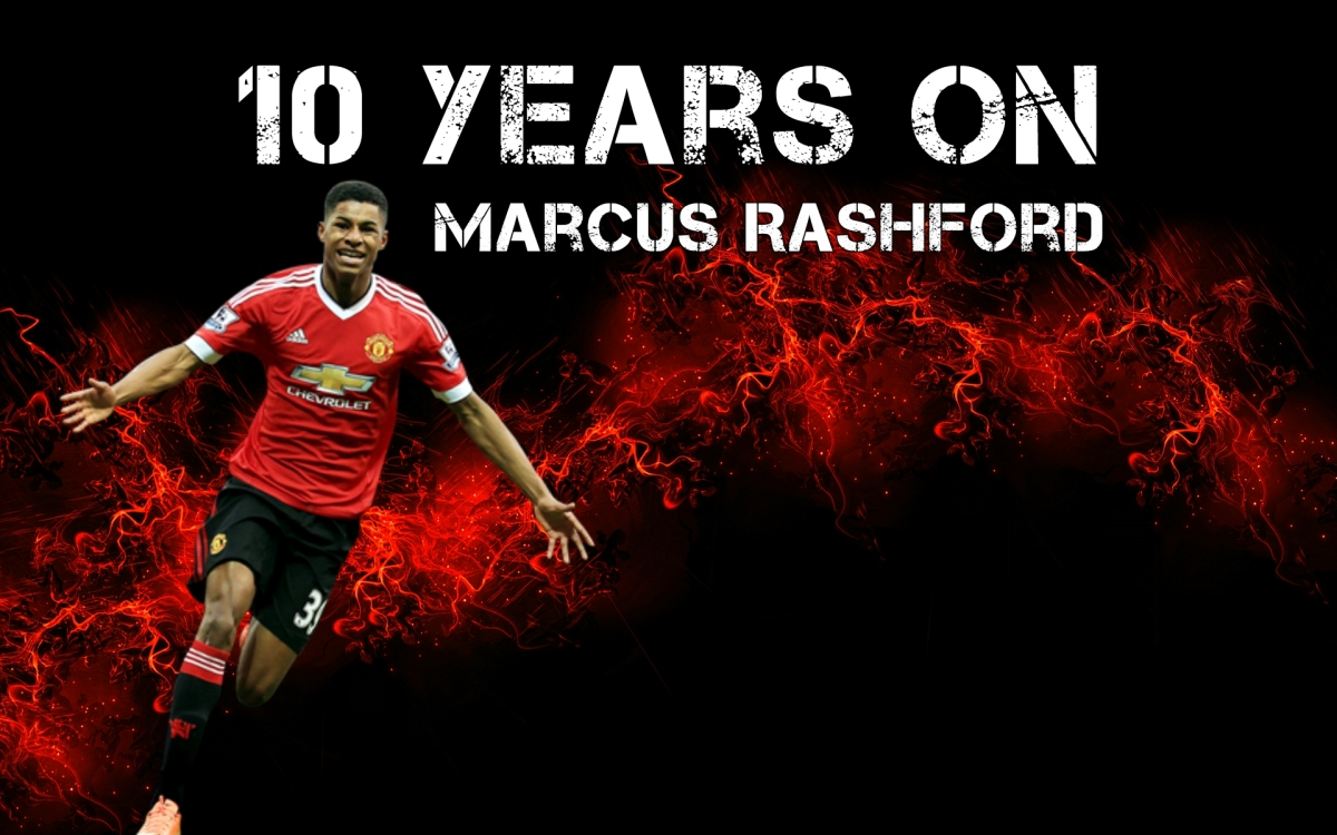 10 Years On | Marcus Rashford | Football Manager Wonderkids