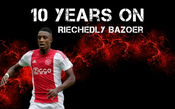 10 Years On | Riechedly Bazoer | Football Manager Wonderkids
