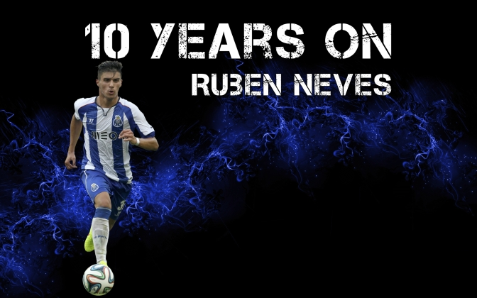 10 Years On | Ruben Neves | Football Manager Wonderkids