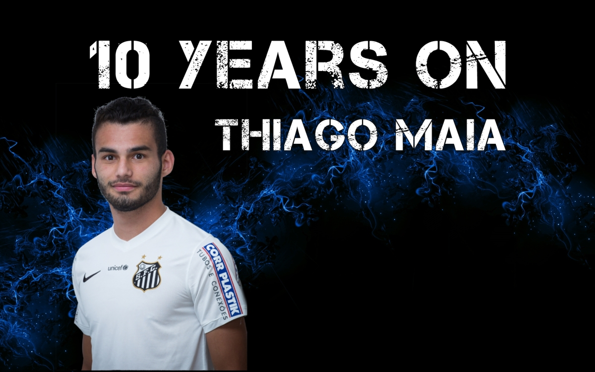 10 Years On | Thiago Maia | Football Manager Wonderkids