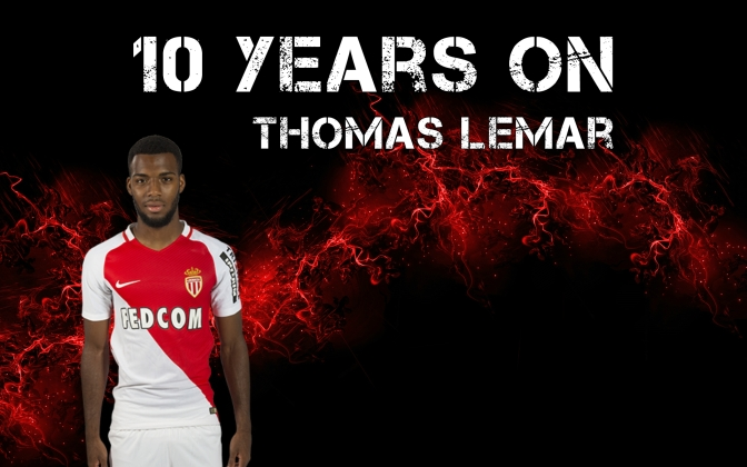 10 Years On | Thomas Lemar | #FM17 Wonderkids