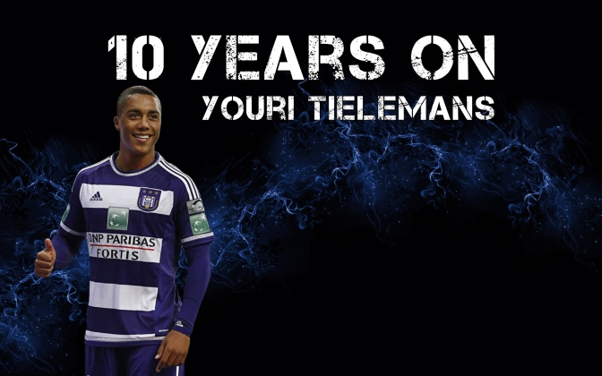 10 Years On | Youri Tielemans | #FM17 Wonderkids