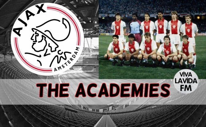 AFC Ajax 2026-31 | The Academies | Football Manager 2017