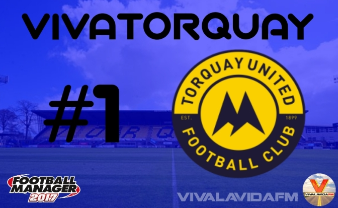 A New Journey | Torquay #1: Conference South | FM17 Stories