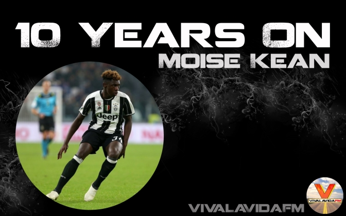 10 Years On | Moise Kean | #FM17 Wonderkids