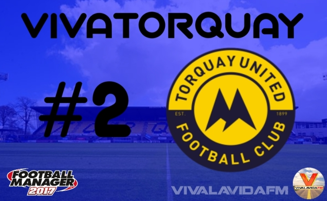 Club Overview | Torquay #2: Conference South | FM17 Stories