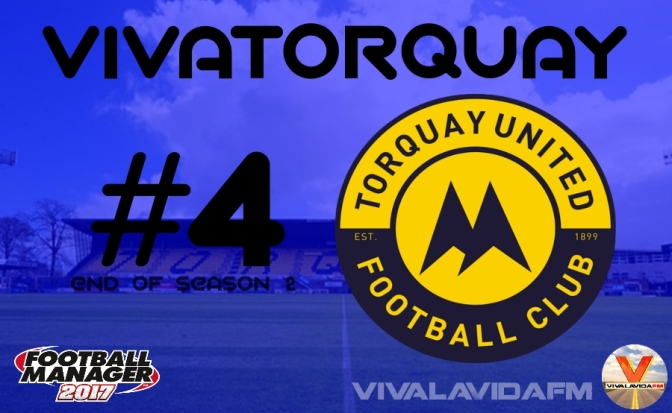 Promotion | Torquay #4: Conference South | FM17 Stories