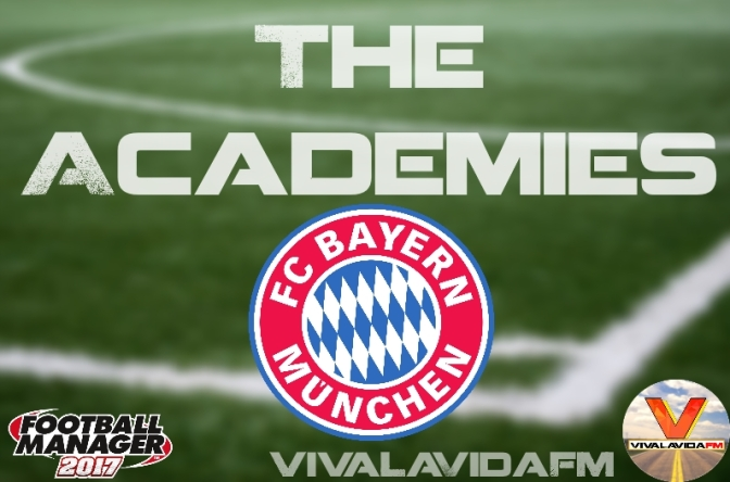 Bayern Munich | The Academies | Football Manager 2017