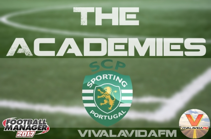 Sporting Lisbon | The Academies | Football Manager 2017