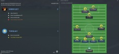 League One Playoff Semi-Final | Leg 1