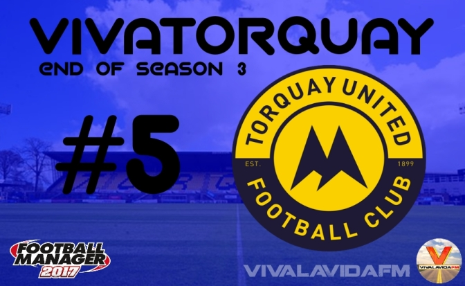 Use of the Transfer Market | Torquay #5: Conference | FM17 Stories