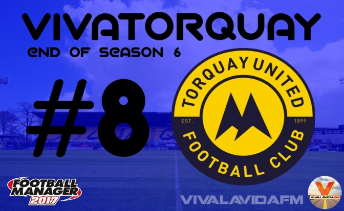 One Tiny Tweak | Torquay #8: League Two | FM17 Stories