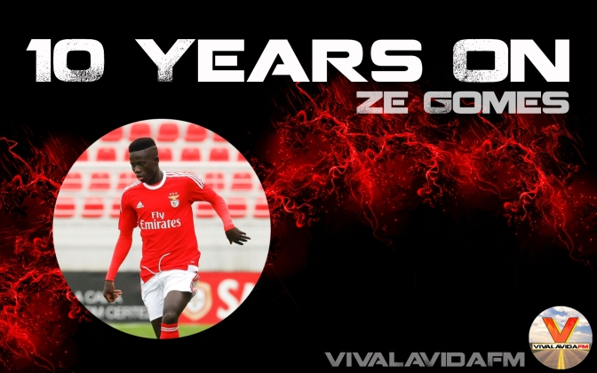 10 Years On | Ze Gomes | #FM17 Wonderkids
