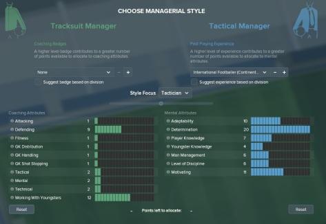 oscar friberg manager attributes