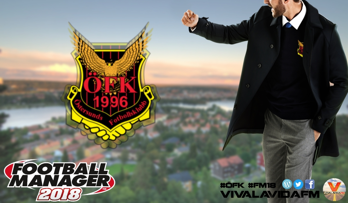A Fun First Season | Ostersunds FK #1 | An FM18 Story