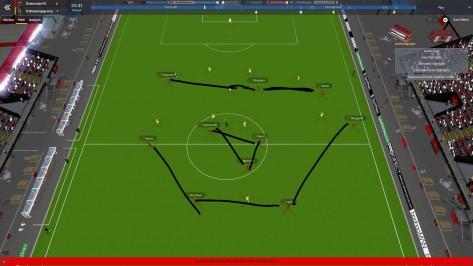 team shape lines