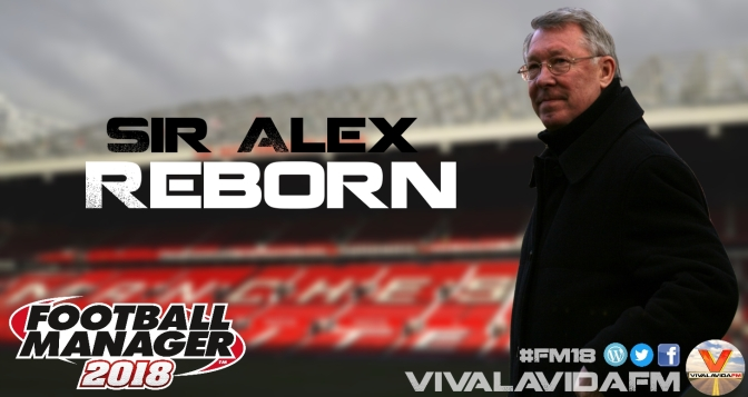 East Stirlingshire | Sir Alex Reborn #1 | FM18 Experiments