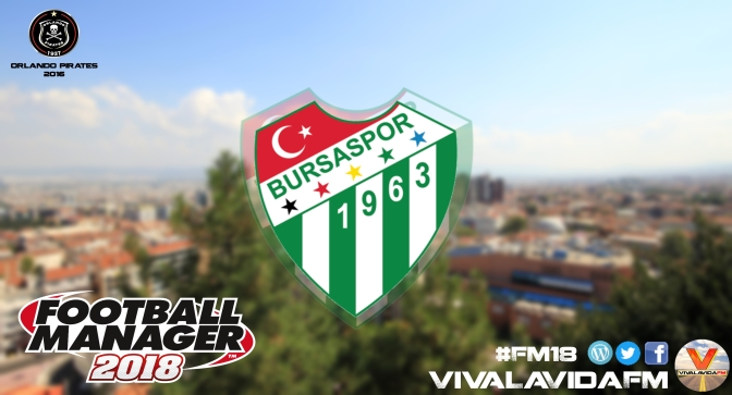 A New Start | Bursaspor #1 | Football Manager Stories