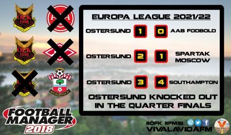 europa league knockouts