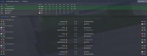 europa league groups