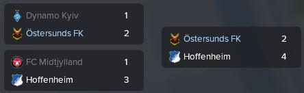 loss in europa league