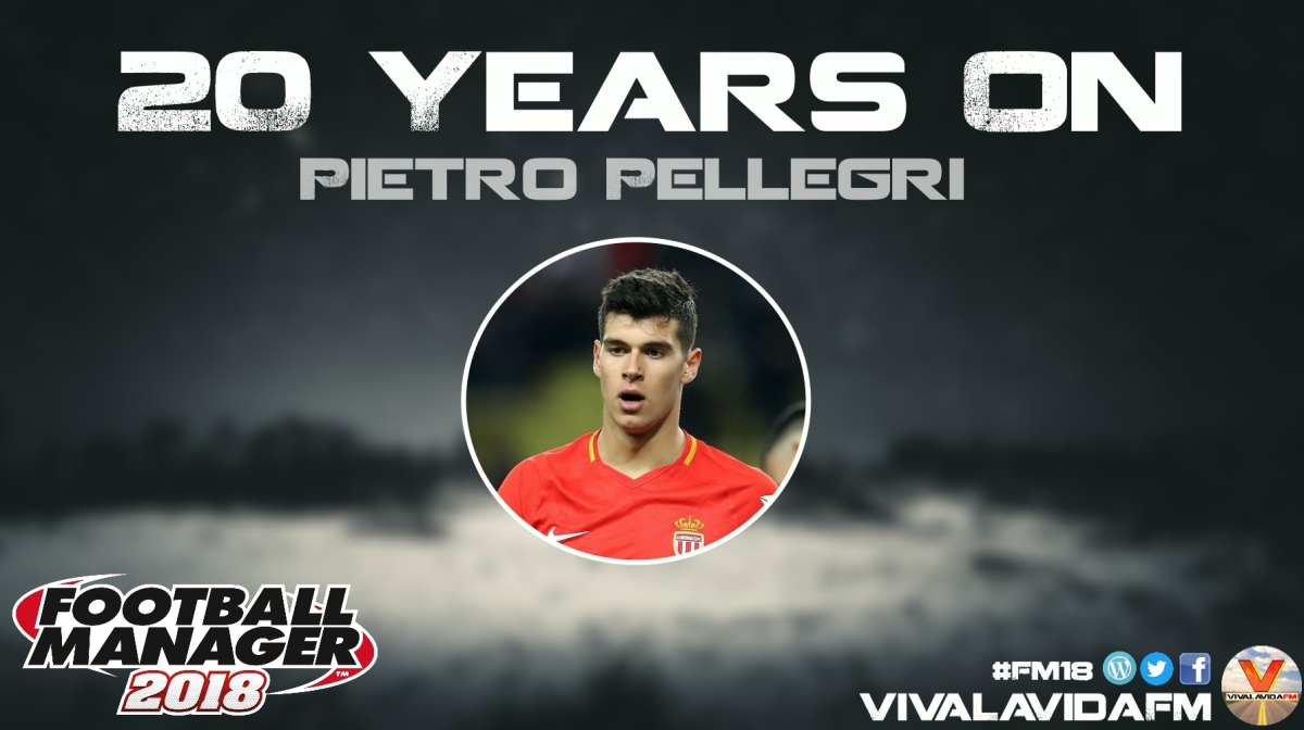 Pietro Pellegri | 20 Years On | FM18 Wonderkids in Football Manager