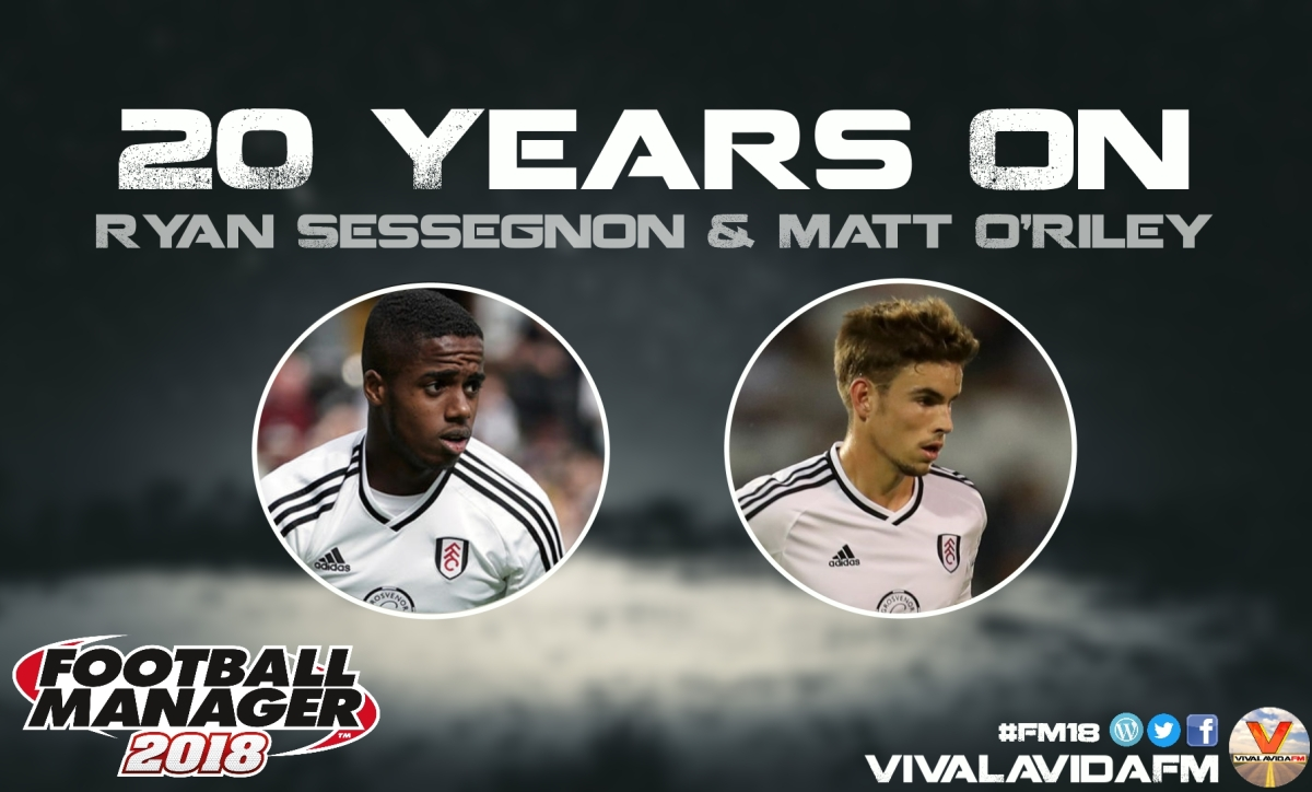 Ryan Sessegnon and Matt O'Riley | 20 Years On | FM18 Wonderkids in Football Manager