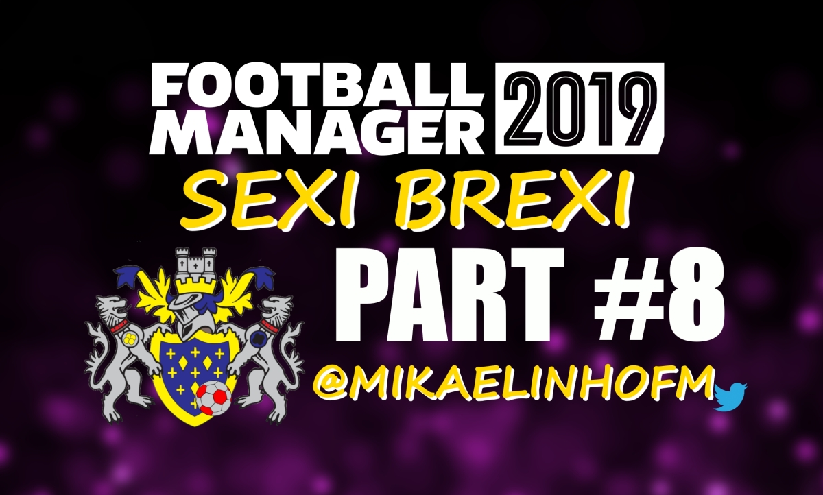 Angry Tony Pulis | Sexi Brexi #8: Stockport | Football Manager 2019 Stories