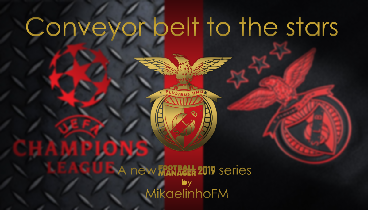 Benfica – Conveyor Belt to the Stars | Ep10: FM19 is NOT a Collectable Card Game | Football Manager 2019 Stories