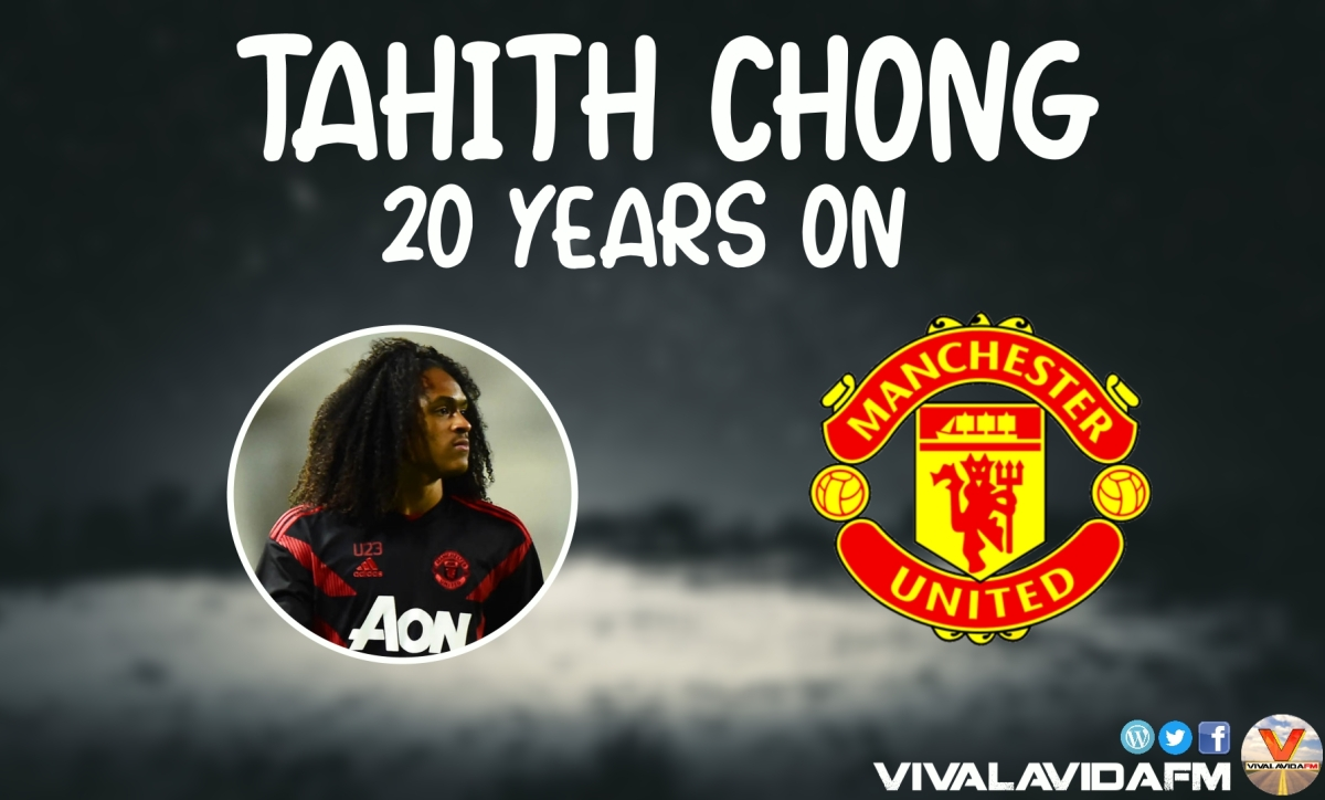 Tahith Chong 20 Years On | Football Manager 2019 Wonderkids | Man Utd