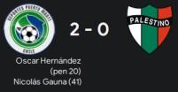 palestino 1st leg