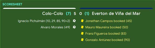 copa chile final 5-0